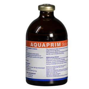 Aquaprim solution for Injection