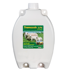 Tramazole 2.5% w/v Oral Drench