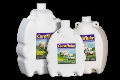 Curafluke 5% oral drench | Univet Veterinary Pharmaceutical Company