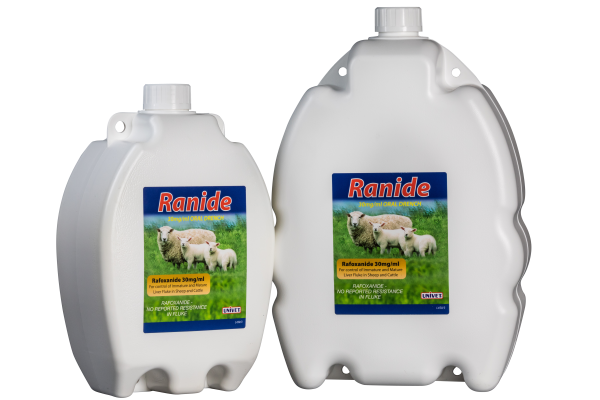 Ranide 30mg/ml oral drench | Univet Veterinary Pharmaceutical Company