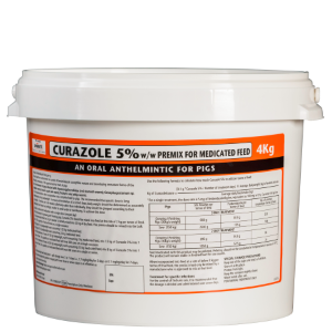 Curazole 5% w/w Premix for Medicated Feed