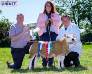 Growvite All-Ireland Texel Sheep Championship 2017   Univet